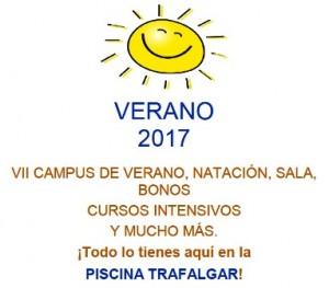 VERANO 2017 PISCINA MUNICIPAL TRAFALGAR